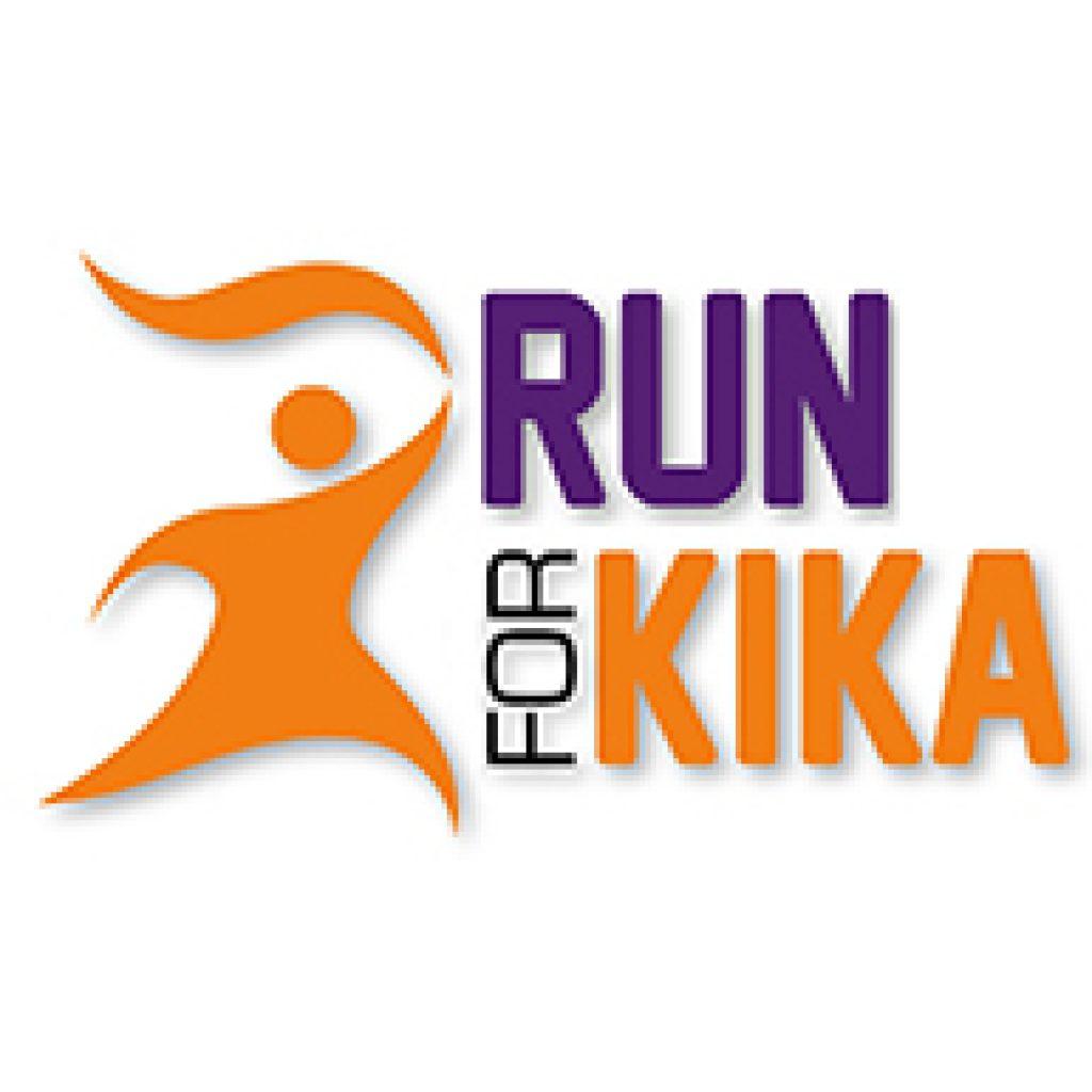 Run for Kika sponsor